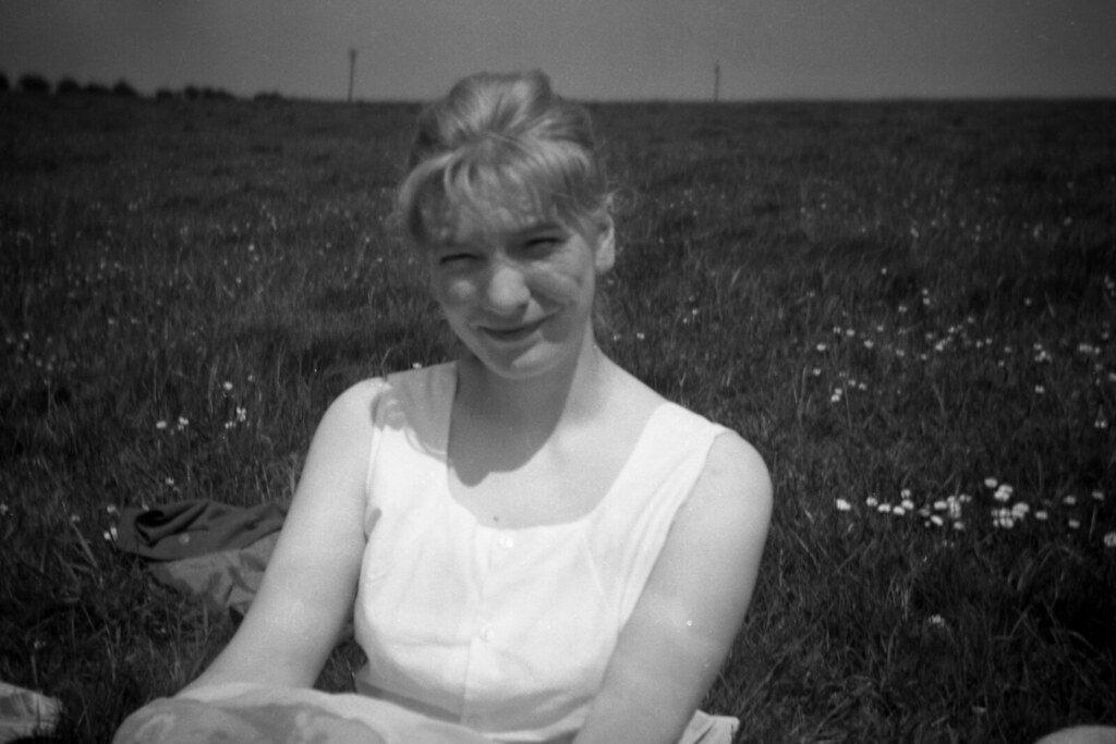 Marilyn Ross 1950s