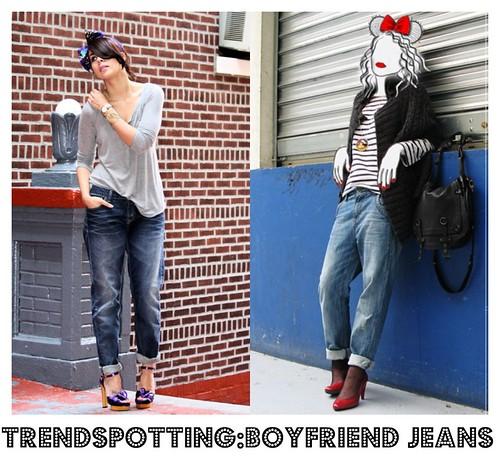 Trendspotting:Boyfriend Jeans