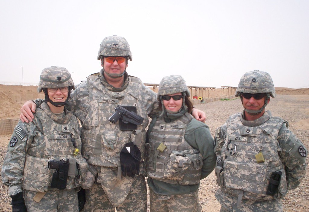 15th Special Troops Battalion lawyer leads from the front