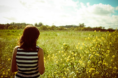 [95/365] (emily golitzin) Tags: charity light summer sunlight girl field spring project365 365days explored mustardflowers tamronspaf2875mmf28xrdildasphericalif 95365 canoneosdigitalrebelxsi iwasgoingtouploadoneofthejumpingonesbutinallhonestyifeellikeitsgettingsooldtheyrealotoffuntoshootbutarentyouallsickofthemyet