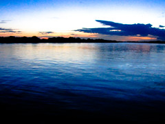 A Zambezi sunset