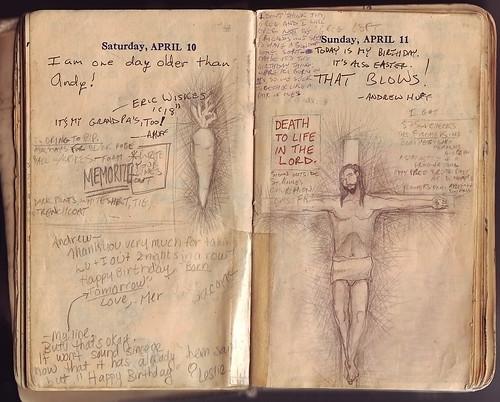 1954: April 10-11