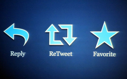Reply - Retweet- Favorite Twitter by David Berkowitz, on Flickr