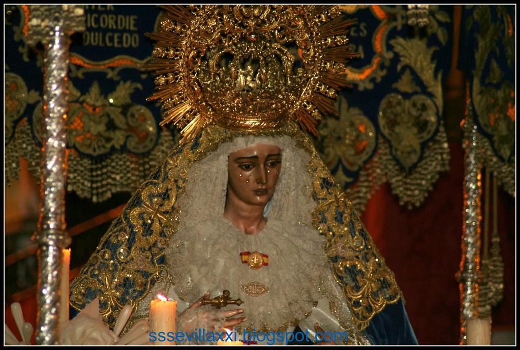 Nuestra Señora de Guadalupe. Lunes Santo 2010