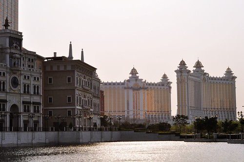 The Venetian in Macao