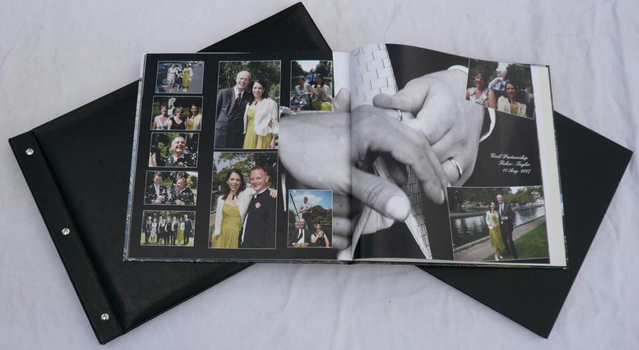Fotoalbum Zivile Partnerschaft