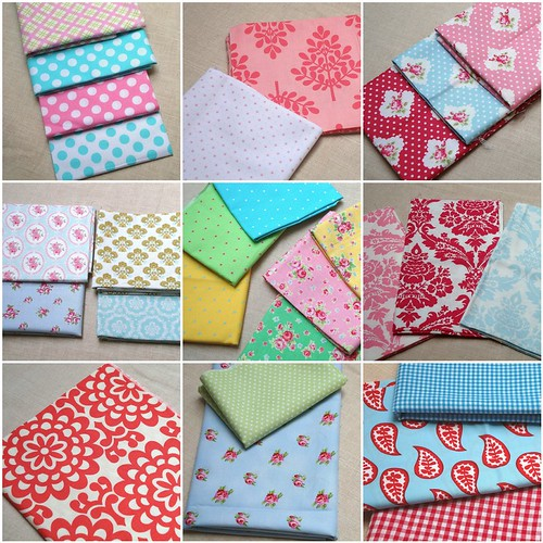 Tia Anica's fabrics