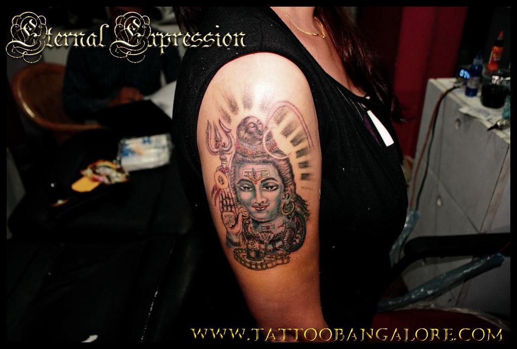 32a5e0f15aca9 shiva_tattoo_bangalore_india_best_artist_veer_hegde (Eternal Expression  Tattoo Bangalore) Tags: india tattoo veer shiva neel kant hegde