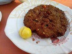 Near IIUI Campus Islamabad Pakistan (Four Wanderers) Tags: life pakistan food campus great wanderers sir wanderer dhaba admirer islamabad dhabba chappal kebaab iiui kabuli