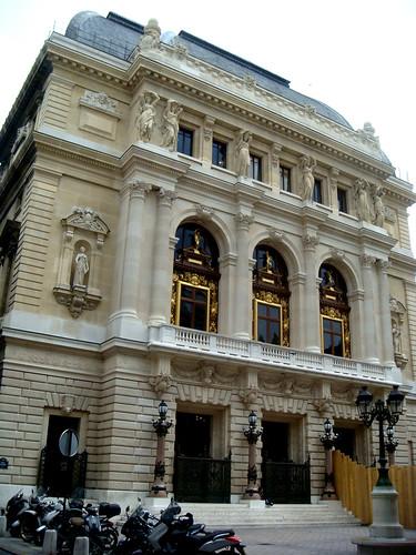 opera comique paris salle favart