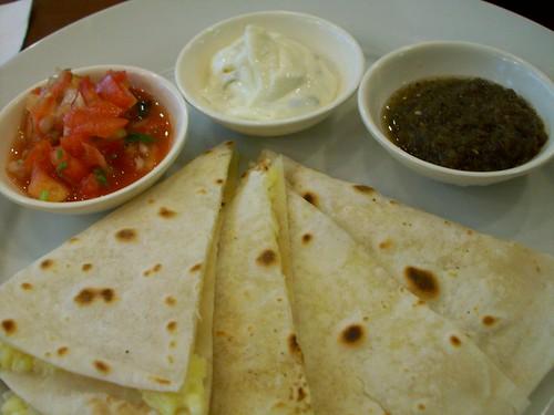 Mexicali Quesadillas