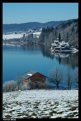 Port Titi sur le lac Saint-Point (Patchok34) Tags: winter lake france cold nikon hiver neige froid franchecomt nationalgeographic doubs kartpostal lacsaintpoint mywinners flickraward francelandscapes nikonfrance massifdujura nikonflickraward porttiti