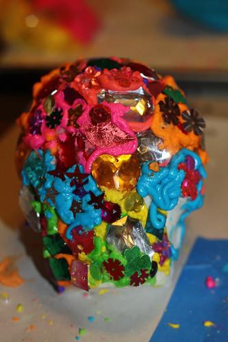 sammy's skull
