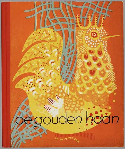 De gouden haan - Marietje Witteveen 1940