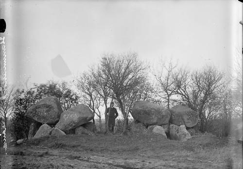 Double dolmen, Snarringe, Skåne, Sweden