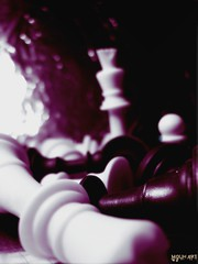 chess dawn (moun2) Tags: white black noir chess et blanc jeu checkmate jeux dechecs