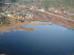 Post image for Aerial View of St. Ann's Bay & Cabot Shores