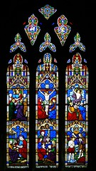 Chancel East window