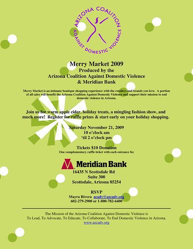 Microsoft Word - Merry Market 2009 11-6-09