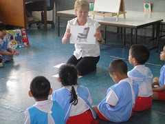 TEFL volunteer Thailand