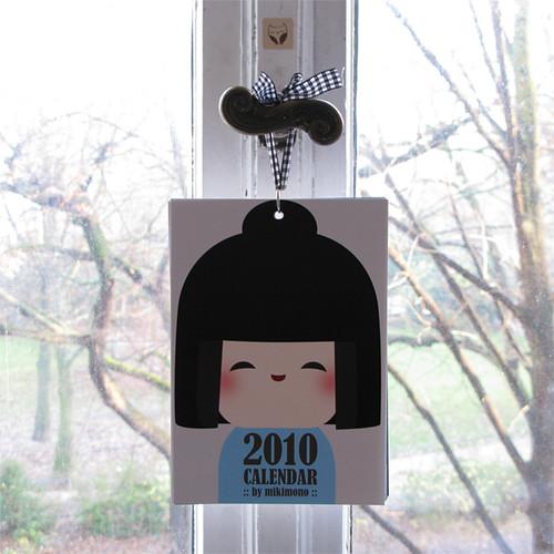 Calendar Mikimono 2010