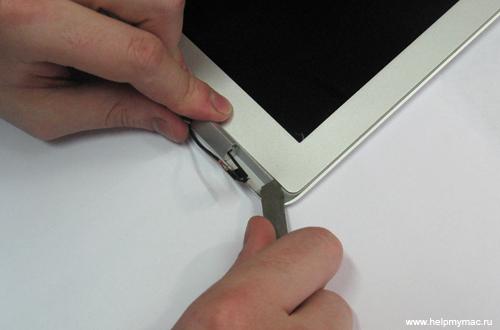 MacBook Air замена матрицы