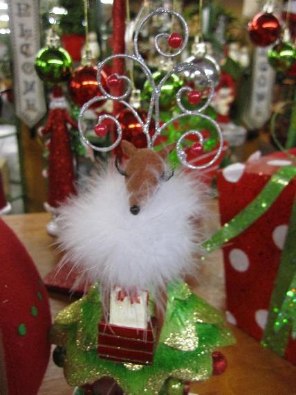Hairy Reindeer