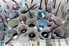 Batik Paints (fotofrysk) Tags: malaysia malaka travelkualalumpur