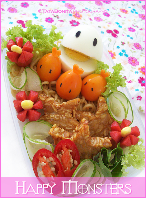 HappyMonsterBento1