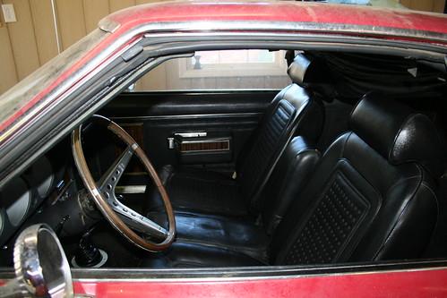 AMC AMX Barn Find Project Car