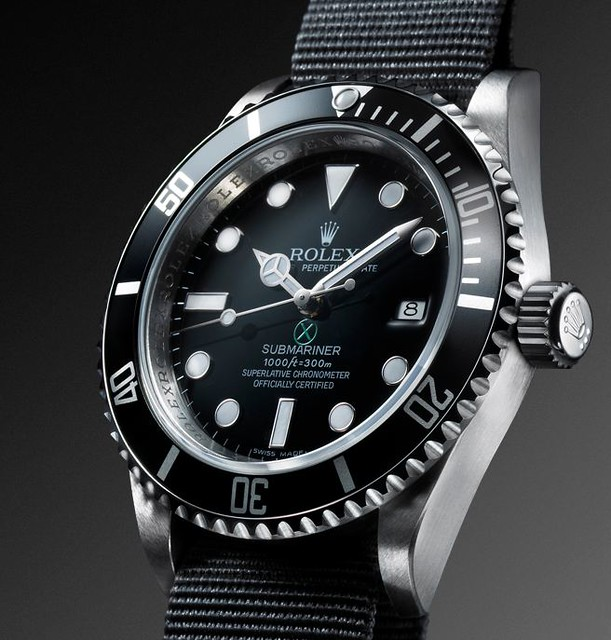 Rolex-Project X Design by ERTL & COHN Sastreria masculina y Complementos
