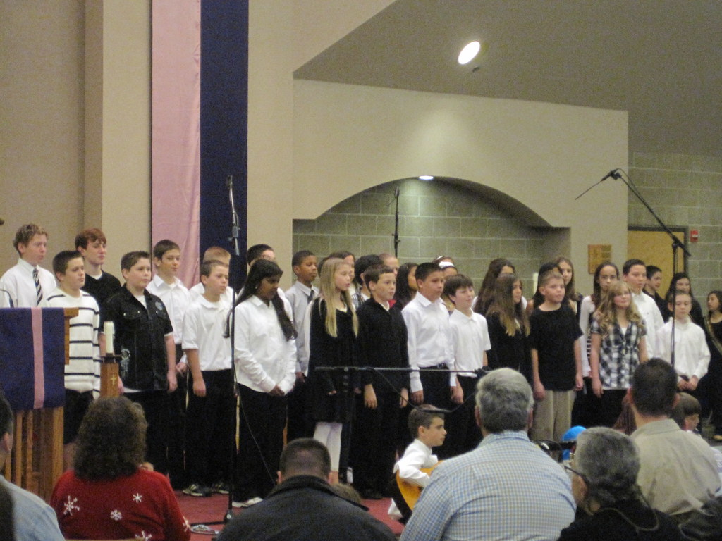 2009 SEAs Christmas Program