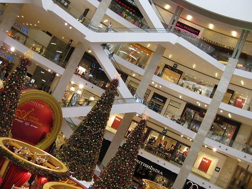 The Pavilion Shopping Center