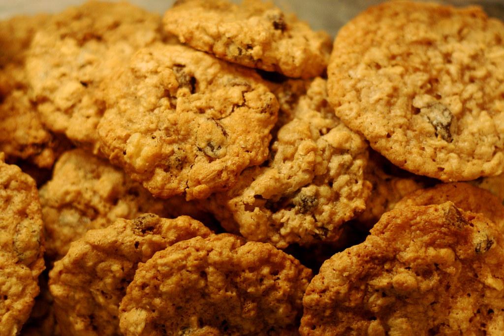 Twelve Days of Cookies: Day Nine