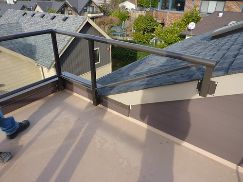 Seattle Deck And Seattle Roof Deck Design And Additions