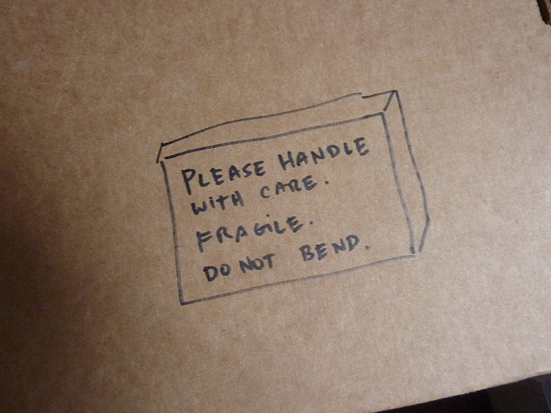 Handle with Care, 171/365