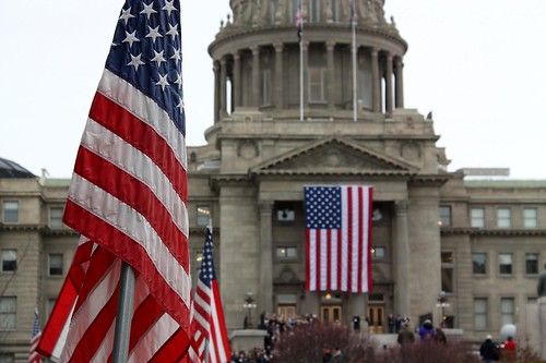 Idaho State Capitol Rededication