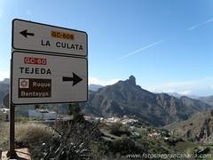 Cumbres de Gran Canaria (Daniel Vinuesa) Tags: espaa naturaleza nature de islands spain canarias roque campo gran canary islas canaria tejeda cumbres kanarische inseln bentayga nublo wwwfotosdegrancanariacom wwwvinuesacom danielvinuesa