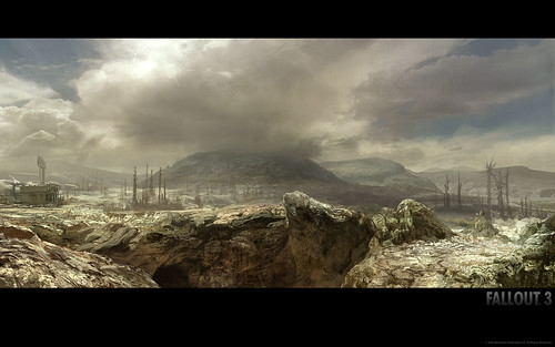 fallout 3 wallpapers. Fallout 3 - Wallpapers (Set)