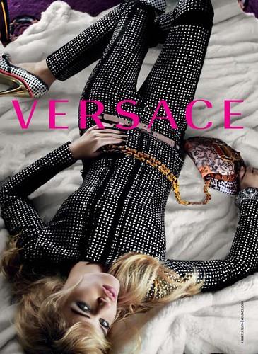 Versace - AD summer 2010