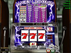 Lucky Lightnin