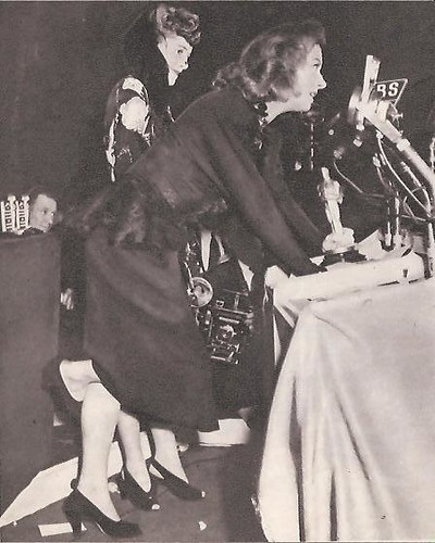 Greer Garson's Oscar speech