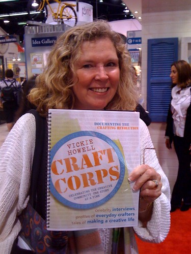 Craft Corps featuree & scrapbooking queen, Sandy Genovese!