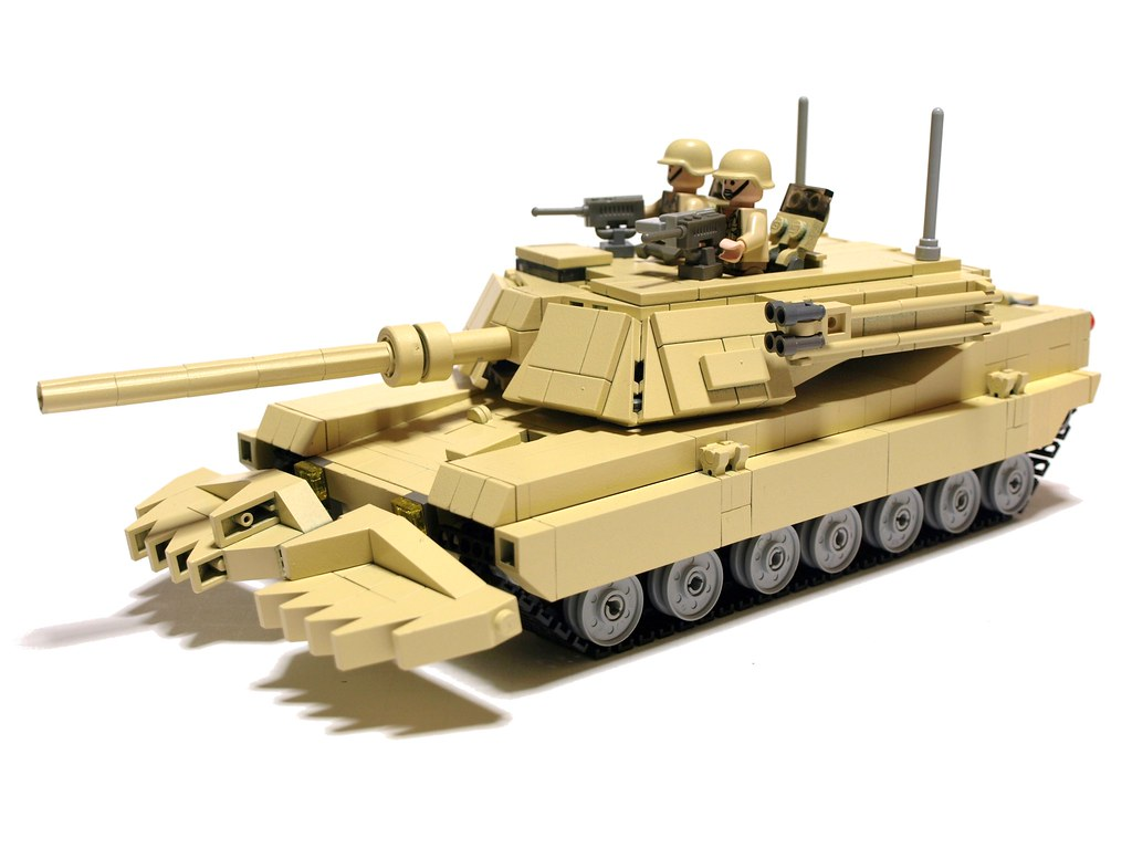 8f02429896f9 The World s most recently posted photos of lego and m1a2 - Flickr ...