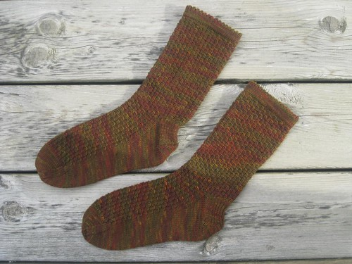 Scales Skin Socks