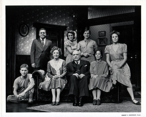 Talley & Son Cast, Theatre Plus, Toronto 1986