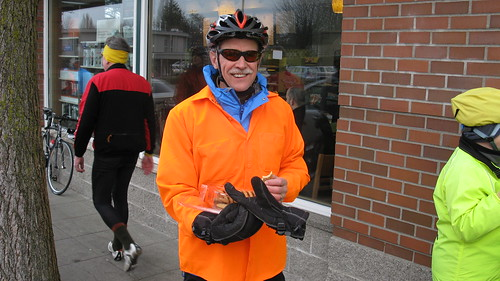 Tacoma Wheelmen Mon Hale Hearty & Ready for Coffee Ride  Feb 1st 008