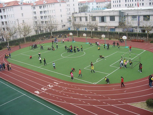 Migrant School in Mengshan, Shanghai