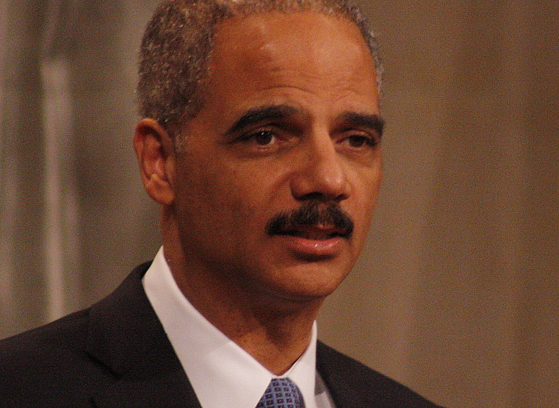 Holder closeup