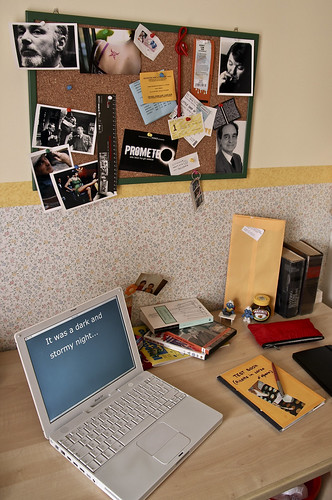 a room-desk of one's own